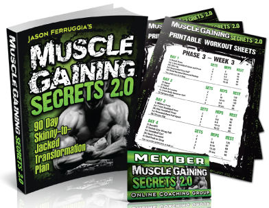 Muscle Building Secrets - 10 Easy Ways To Build Muscle Fast